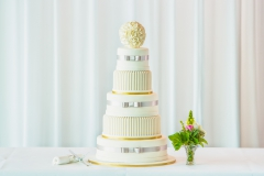 Wedding Cakes by our in house Chef Patissier