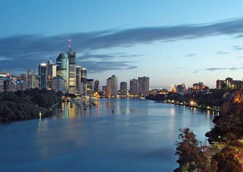 Brisbane river image