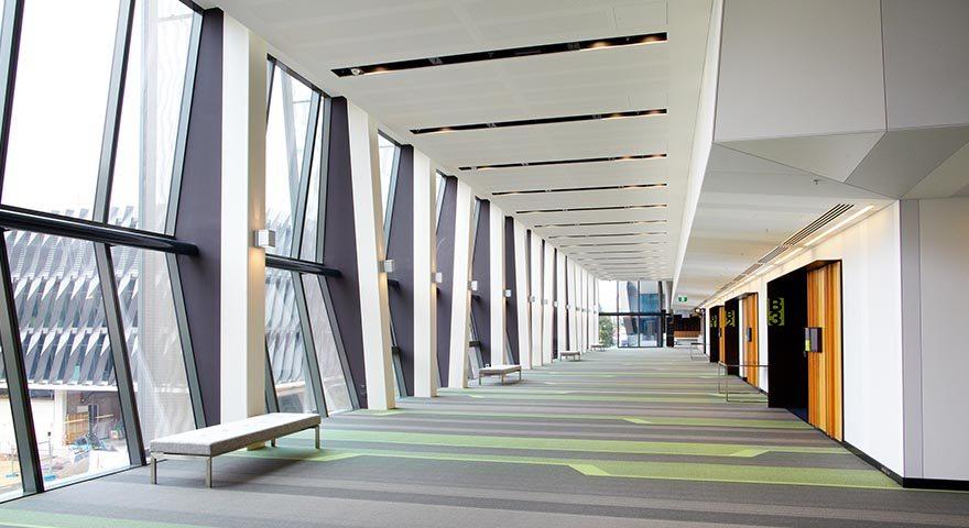 boulevard B1-3 foyer