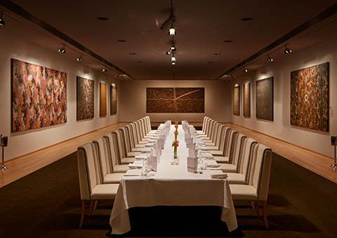 Plaza gallery dinner image