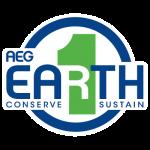 Aeg 1 earth logo