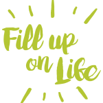 fill up on life logo