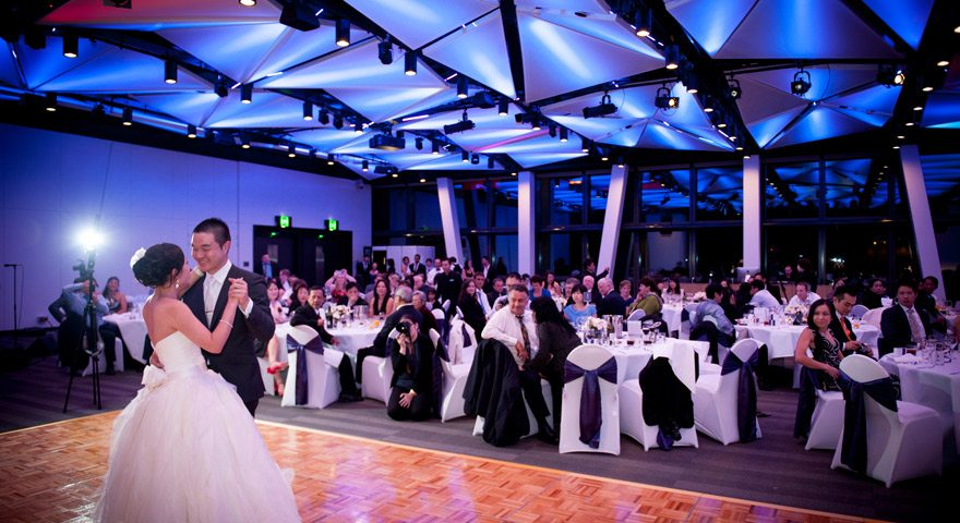 Boulevard Room Wedding