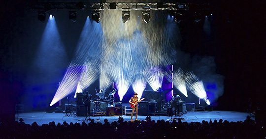 Great Hall Stage with James Bay