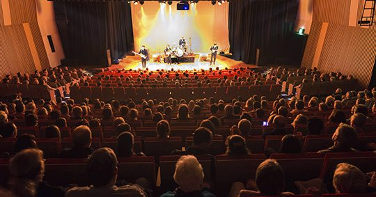 Plaza Auditorium concert general