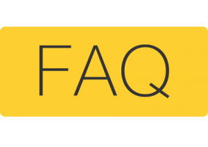 frequently asked questions logo