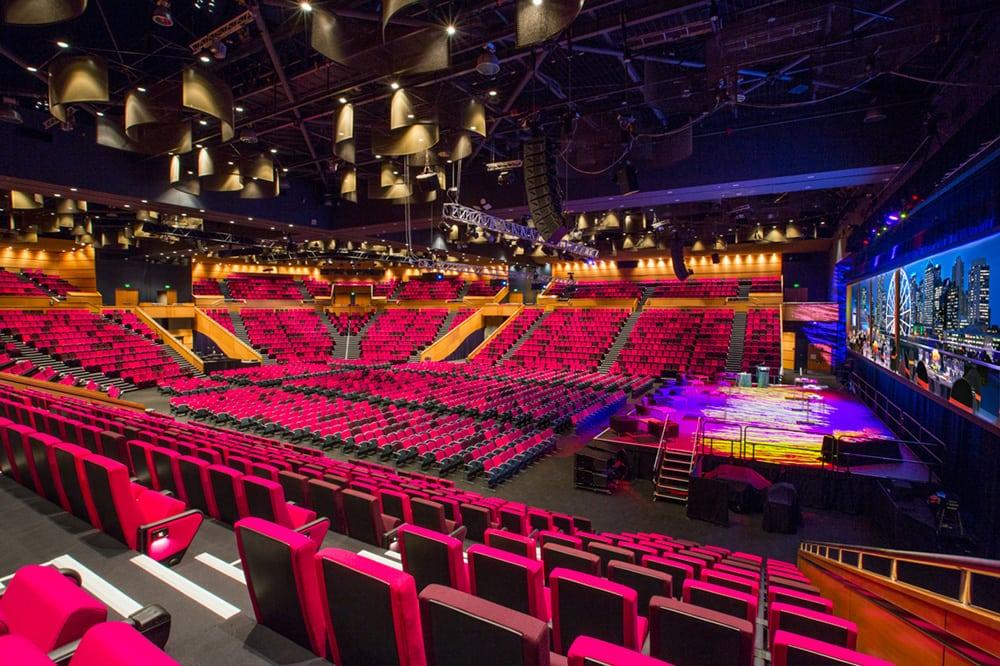 Great Hall Full - Plenary 1