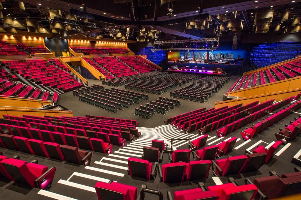 Great Hall Full - Plenary 2