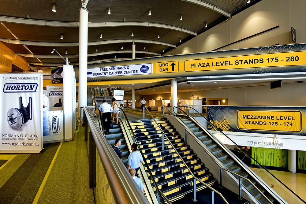 Mezzanine Level 1