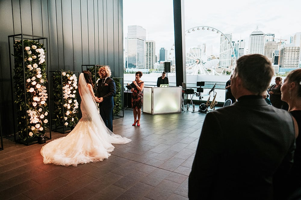 Sky Terrace, a special moment