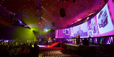 Projection BCEC Events AV