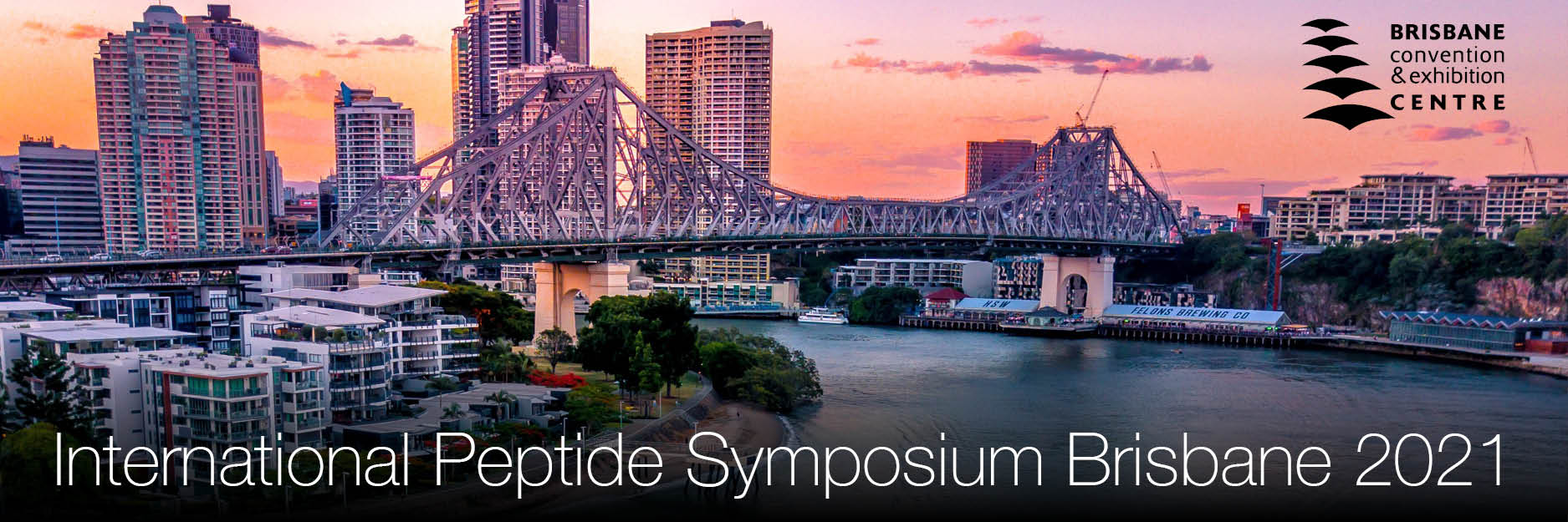 International Peptide Symposium 2021 Brisbane BCEC Event