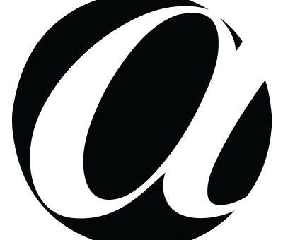 letter a as a logo for the BCEC advocates program