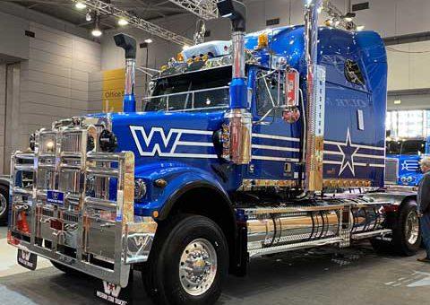 western star truck brisbane truck show 2021