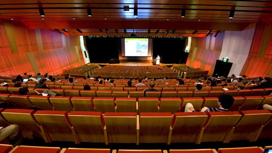 Plaza auditorium conference