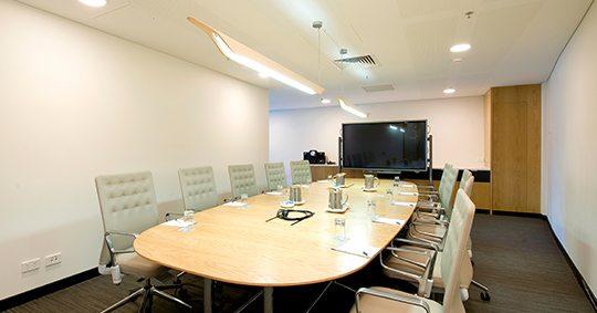 Arbour boardroom