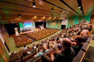 Boulevard Auditorium plenary