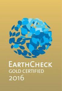 earth check logo