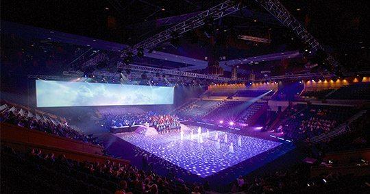 Great Hall Creative Generation 2015