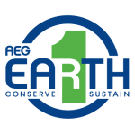 Aeg 1 earth logo