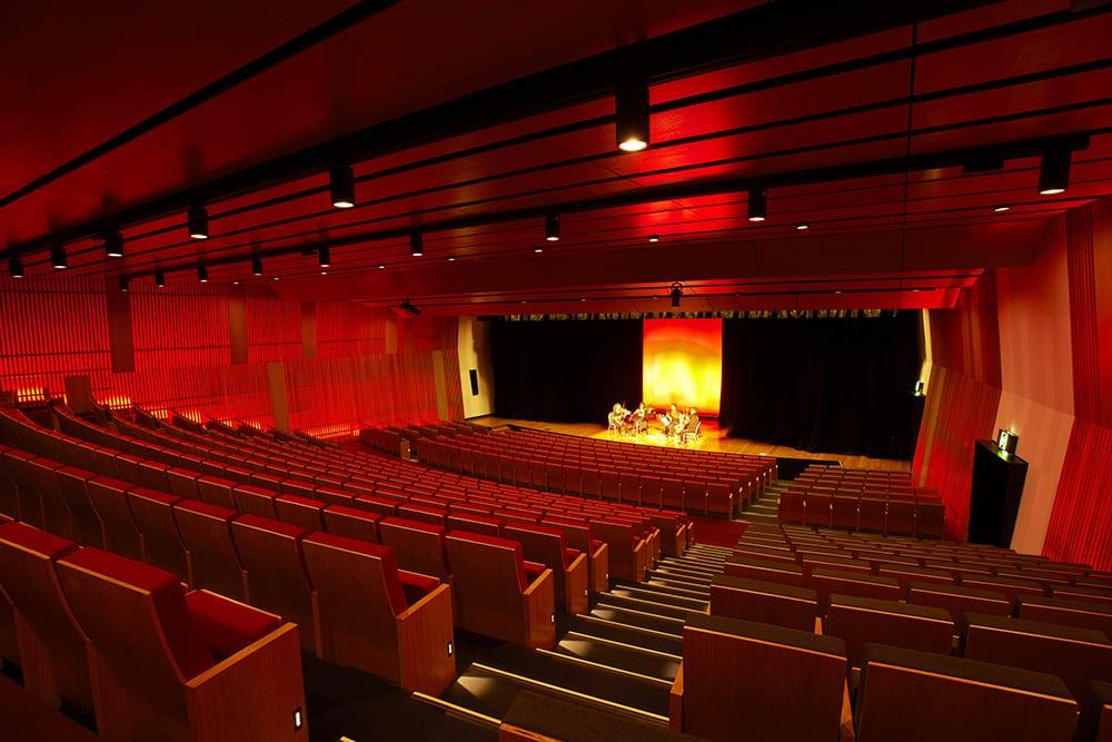 Plaza Auditorium 2