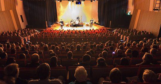 Plaza Auditorium concert general