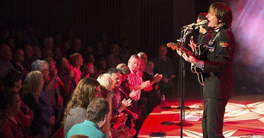 Plaza Auditorium Beatle Boys Concert