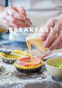 breakfast daily menu