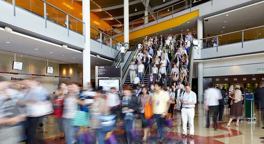 Mezz Foyer Exhibition