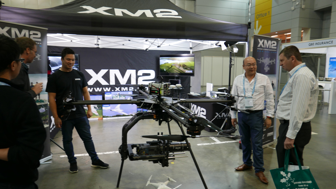 World of Drones Congress, Brisbane