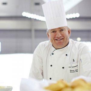 Executive Chef Martin Latter