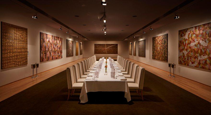 Plaza Gallery Dinner