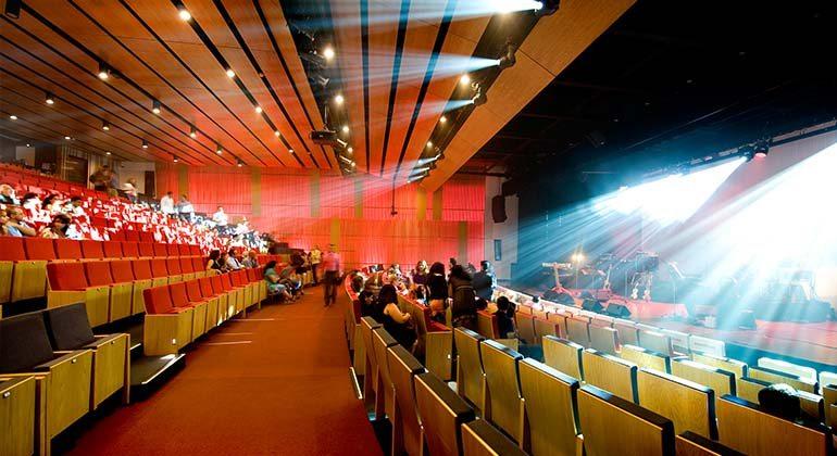 Plaza Auditorium